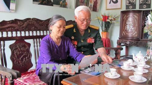 Ký ức hào hùng của người lính từng tham gia trận đánh ở cửa ngõ Sài Gòn - Ảnh 1