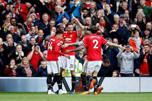 """Paul Pogba """"mạnh miệng"""" sau chiến thắng trước Arsenal - Ảnh 1"""