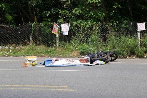 Đâm vào thùng rác, một nam thanh niên tử vong tại chỗ - Ảnh 2