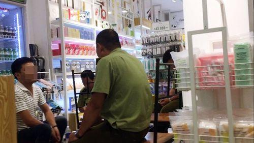 Hà Nội: Quản lý thị trường kiểm tra chuỗi cửa hàng Mumuso - Ảnh 1