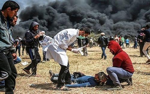 Xung đột tại Dải Gaza, gần 200 người thương vong - Ảnh 1