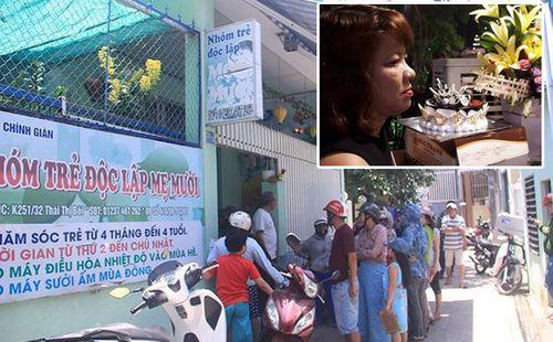 Vụ bảo mẫu đánh trẻ ở Đà Nẵng: Xử lý cả người quay clip - Ảnh 2