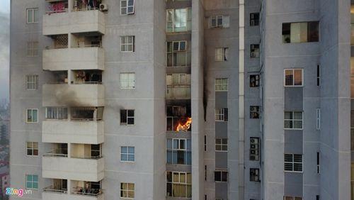 Chung cư Fodacon Hà Nội cháy vì nguyên nhân gì? - Ảnh 1