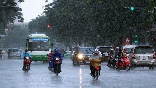Dự báo thời tiết 26/5: Sau nhiều ngày nắng nóng, miền Bắc sắp mưa dông diện rộng - Ảnh 1