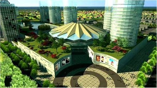 """Khu đô thị AIC Mê Linh: """"Siêu dự án"""" sau 10 năm vẫn là… cánh đồng - Ảnh 1"""