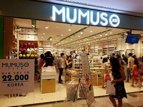 Phát hiện 99,3% hàng hóa của Mumuso là từ Trung Quốc - Ảnh 1