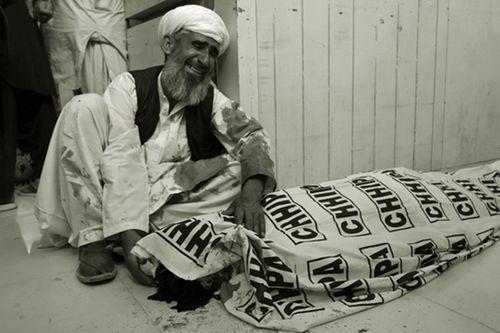 Đánh bom thảm khốc ở Pakistan, hơn 200 người thương vong - Ảnh 1