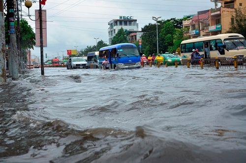 Dự báo thời tiết ngày 14/7: Xuất hiện mưa lớn ở nhiều nơi - Ảnh 1