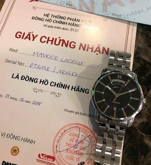 """Xwatch và lùm xùm về """"giấy thông hành"""" cho đồng hồ giả? - Ảnh 2"""
