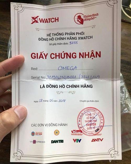 """Xwatch và lùm xùm về """"giấy thông hành"""" cho đồng hồ giả? - Ảnh 1"""