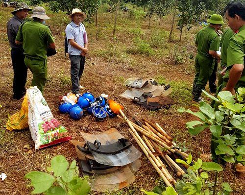Vụ nổ súng Đắk Nông: Khởi tố, bắt tạm giam GĐ công ty Long Sơn - Ảnh 1