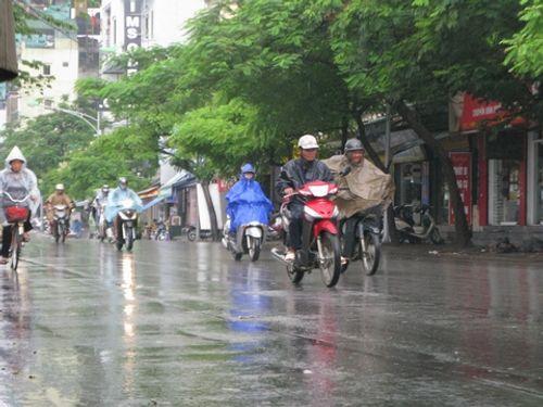 Dự báo thời tiết ngày mai 25/12: Hà Nội có mưa rải rác - Ảnh 1