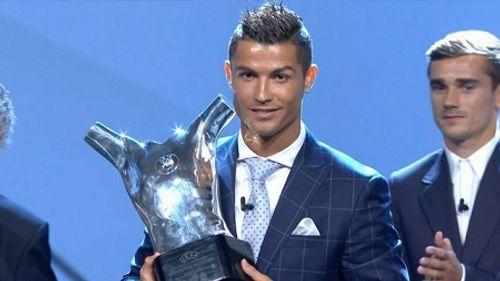 C.Ronaldo giành tới... 16 danh hiệu cá nhân trong năm 2016 - Ảnh 3