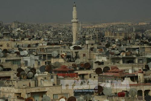 Mỹ trừng phạt hàng loạt quan chức cấp cao Syria vì cáo buộc về vũ khí hóa học - Ảnh 1