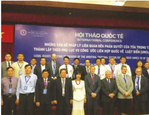10 sự kiện nổi bật của Hội luật gia Việt Nam năm 2016  - Ảnh 5