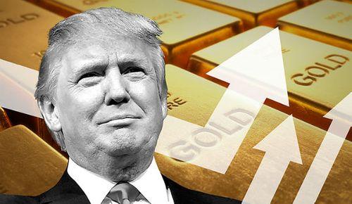 Giá vàng hôm nay 21/1: Giá vàng tăng sau lễ nhậm chức của Trump - Ảnh 1
