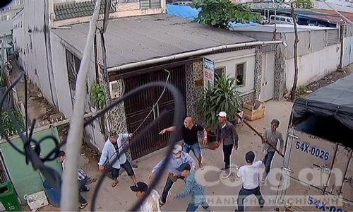 Đại ca giang hồ huy động hàng chục anh em truy sát nhóm công nhân - Ảnh 1