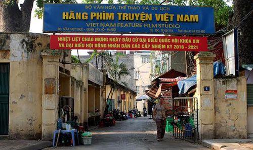 Thanh tra việc cổ phần hóa Hãng phim truyện Việt Nam - Ảnh 1