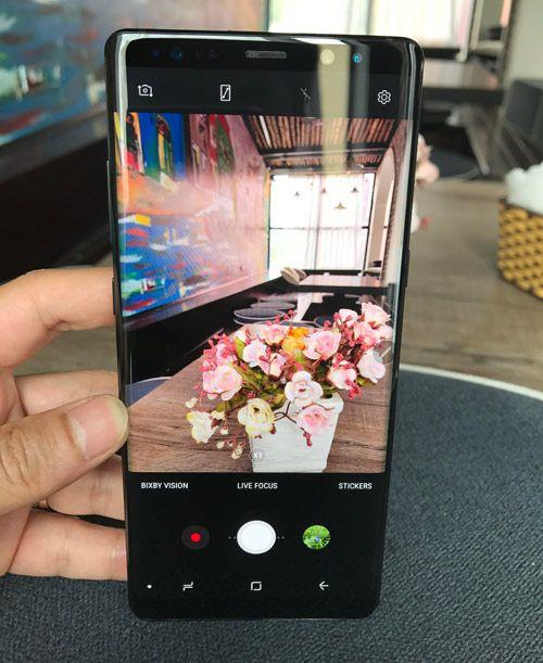 Galaxy Note 8 cho khả năng chụp ảnh tốt nhất thế giới - Ảnh 2