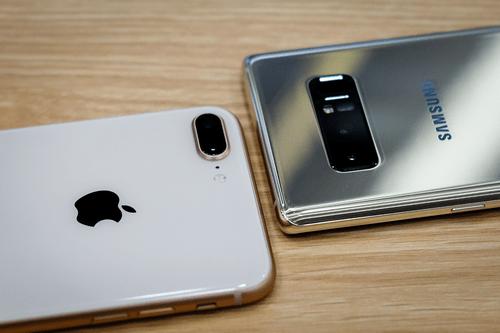 Galaxy Note 8 cho khả năng chụp ảnh tốt nhất thế giới - Ảnh 1
