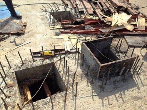 TP HCM: Ngạt khí hố ga công trình, 3 công nhân nhập viện - Ảnh 1