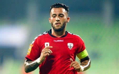 ĐT Afghanistan vs ĐTVN: Công Phượng đá tiền vệ công - Ảnh 10