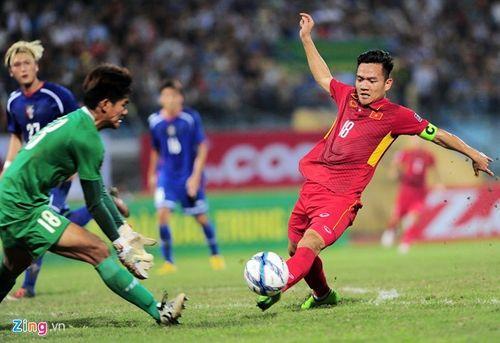 ĐT Afghanistan vs ĐTVN: Công Phượng đá tiền vệ công - Ảnh 8
