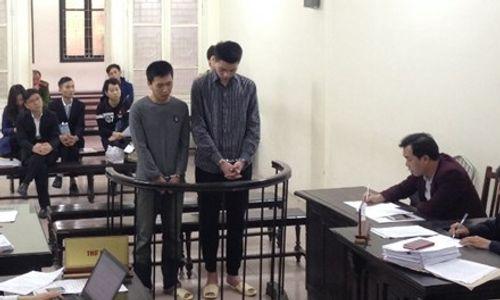 Dùng ATM giả rút tiền, 2 thanh niên Trung Quốc lãnh án tù - Ảnh 1