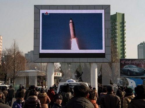 Liên Hợp Quốc lên án Triều Tiên phóng 4 quả tên lửa đạn đạo - Ảnh 1