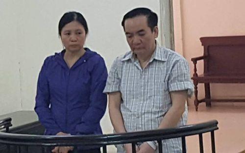 Nguyên Phó vụ trưởng cùng vợ lừa đảo hơn 51 tỷ đồng lãnh án - Ảnh 1