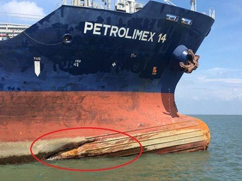Hé lộ nguyên nhân tàu Hải Thành 26 bị đâm khiến 9 thủy thủ thiệt mạng - Ảnh 1