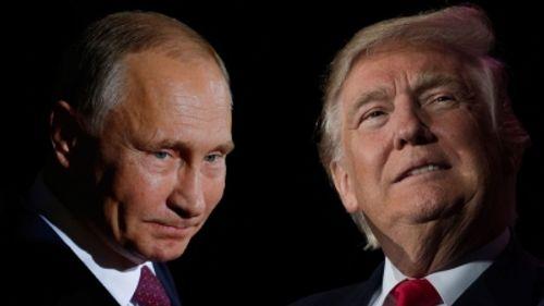 Tấn công Syria: Tổng thống Trump chơi 'ván bài lật ngửa' với ông Putin? - Ảnh 1