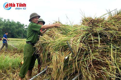 Bão số 10 giật cấp 15 đổ bộ Hà Tĩnh- Quảng Bình - Ảnh 19