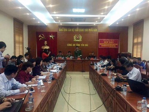 Toàn cảnh vụ sát hại Bí thư, Chủ tịch HĐND tỉnh Yên Bái - Ảnh 1