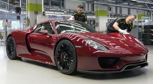 Porsche bất ngờ triệu hồi 306 chiếc xe 918 Spyder vì lỗi hệ thống treo - Ảnh 1