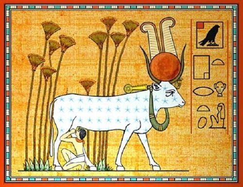"""Sekhmet - Nữ thần Ai Cập cổ và """"ma cà rồng đầu tiên của thế giới"""" - Ảnh 5"""