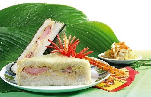 Đi tìm ý nghĩa của bánh chưng trong ngày Tết Việt Nam - Ảnh 4