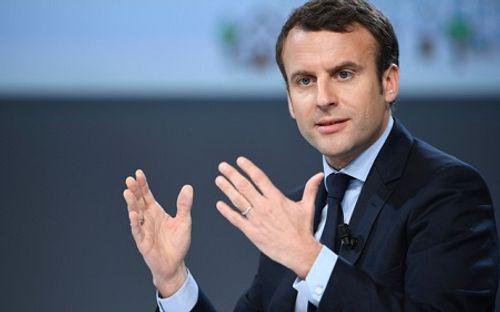 Lãnh đạo châu Âu chúc mừng thắng lợi của ứng cử viên Tổng thống Pháp Macron - Ảnh 1