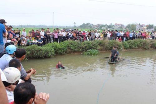 Bị đuổi đánh cùng đường, nam thanh niên nhảy xuống sông chết đuối - Ảnh 1