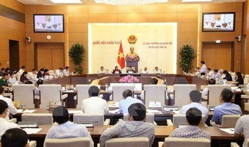 Phiên họp thứ 10 UBTV Quốc hội: Đa dạng các hình thức tiếp xúc cử tri - Ảnh 1