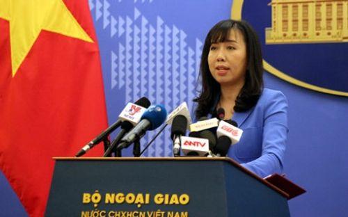 Bộ Ngoại giao Việt Nam: Trung Quốc cần hành động có trách nhiệm - Ảnh 1