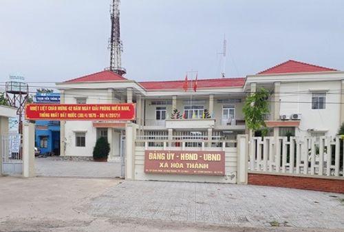 Gửi tên vợ vào hộ cận nghèo, Phó Bí thư Đảng ủy xã bị đề nghị dừng phê chuẩn Bí thư chi bộ - Ảnh 1