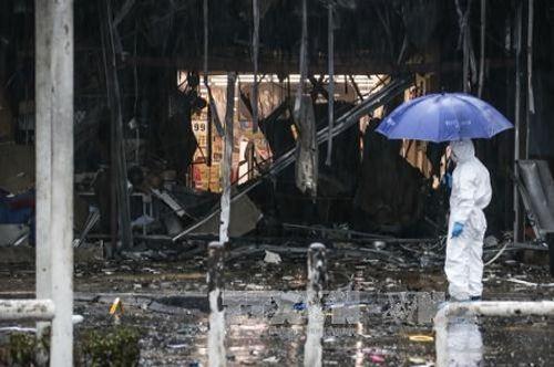 Nổ bom ở miền Nam Thái Lan, ít nhất 9 người thương vong - Ảnh 1