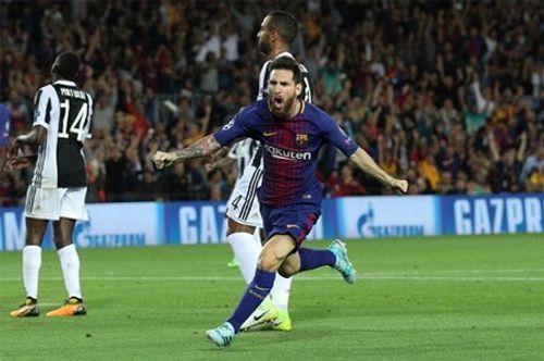 Messi tỏa sáng với cú đúp, Barca đè bẹp Juventus - Ảnh 1