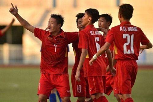 Hành trình giành tấm vé dự vòng chung kết U16 châu Á của U16 Việt Nam - Ảnh 1