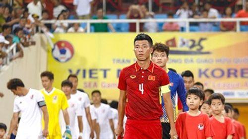 Đội trưởng U22 Việt Nam xin lỗi người hâm mộ sau thất bại tại SEA Games 29 - Ảnh 1