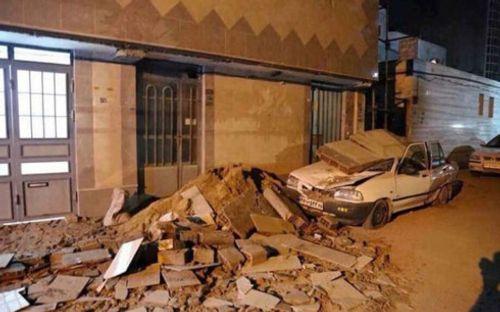 Động đất mạnh ở biên giới Iran-Iraq, ít nhất 386 người thương vong - Ảnh 1