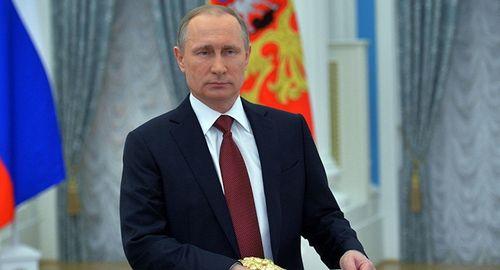 Tổng thống Putin chúc mừng phụ nữ nhân ngày 8/3 - Ảnh 1