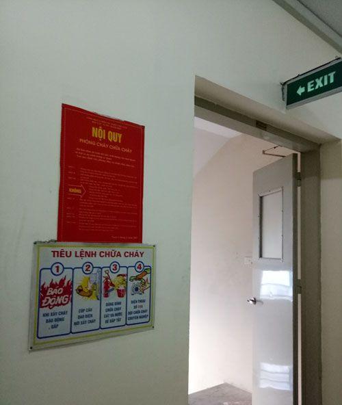 Cư dân lo ngại thiết bị PCCC, Ban quản lý Sudico nói gì? - Ảnh 2