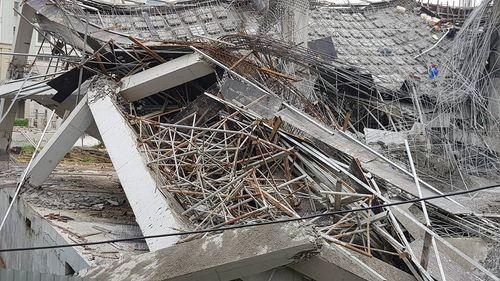 Chủ tịch Hà Nội yêu cầu báo cáo việc trường mầm non đổ sập - Ảnh 1